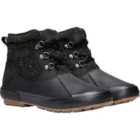 Keen Elsa II Ankle Wool WP Zapatillas Mujer, black/raven
